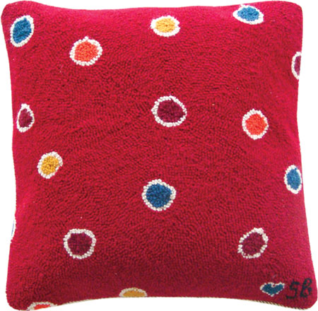 Dot Dot Dot Pillow