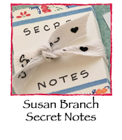 Susan Branch Secret Notes