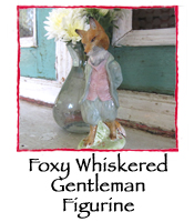 Foxy Whiskered Gentleman