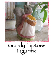Goody Tiptoes Figurine