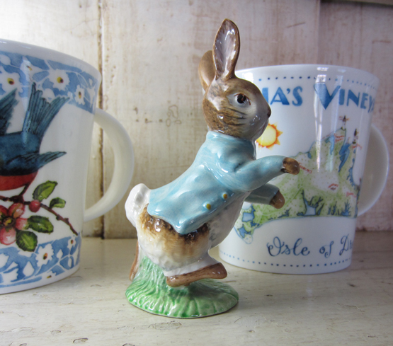 Peter Rabbit Figurine