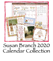 Susan Branch 2020 Calendar Collection