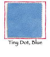 Tiny Dot, Blue