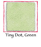 Tiny Dot, Green