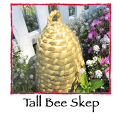 Tall Bee Skep