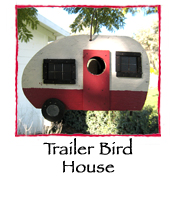 Trailer Bird House