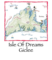 Isle Of Dreams Giclee