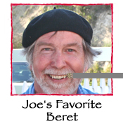 Joe's Favorite Beret