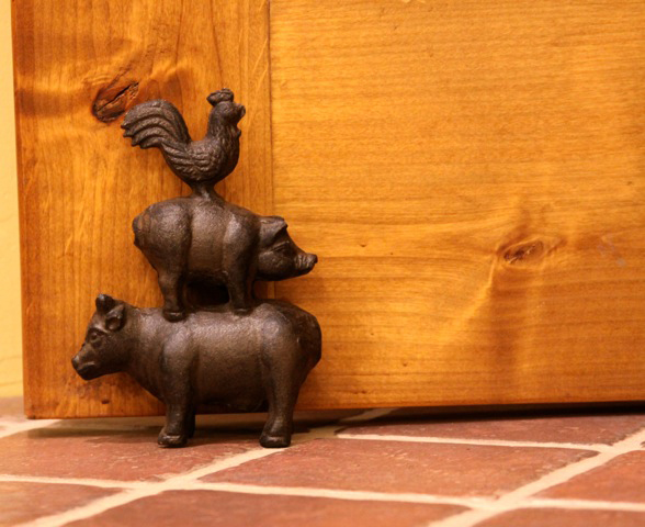 Animal Stack Door Stop