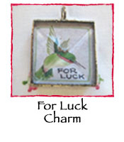 For Luck Charm