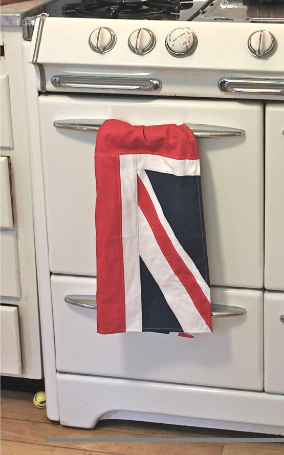 Union Jack Dishtowel