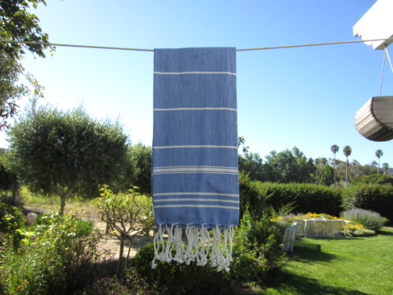 Provence Blue  Dishtowel