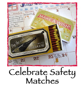 Celebrate Safety Matches