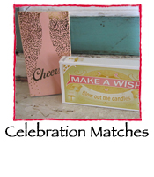 Celebration Safety Matches