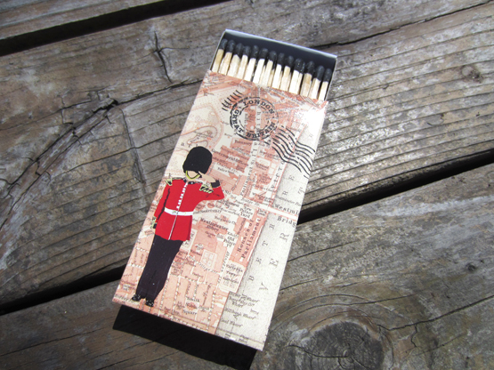 London Safety Matches