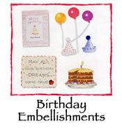 Birthday Embellishments 3-pack