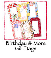 Birthday and More Gift Tags