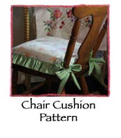 Chair Cushion Pattern