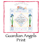 Guardian Angels Print