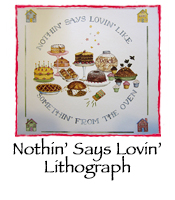 Nothin' Says Lovin' Lithograph
