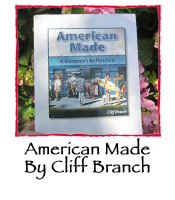 American Made, by Cliff Branch