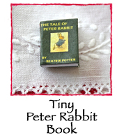 Tiny Peter Rabbit Book