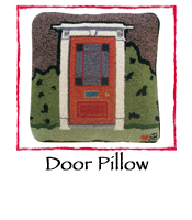 Door Pillow