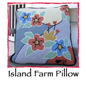 Island Farm Pillow