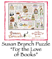 For The Love Of Books Puzzle