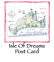 Isle of Dreams Post Card