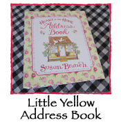 Little Yellow Address Book