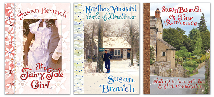 Susan Branch Autobiographical Trilogy