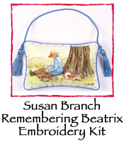 Remembering Beatrix Embroidery Kit