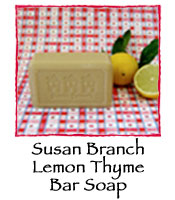 Susan Branch Lemon Thyme Bar Soap