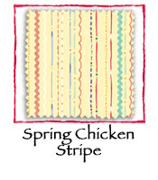 Spring Chicken Stripe