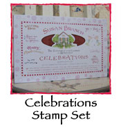 Celebrations Stamp Set
