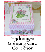 Hydrangea Greeting Card Collection by Susan Branch