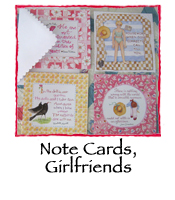 Note Cards, Girlfriends
