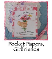 Pocket Papers, Girlfriends