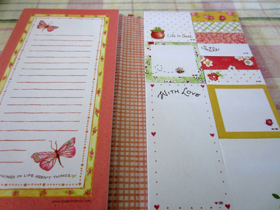 Susan Branch Notepad Collection