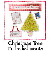 Christmas Tree Embellishments 3-pack