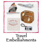 Travel Embellishments 3-pack