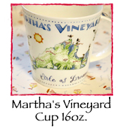 2019 Martha's Vineyard Cup 16oz.