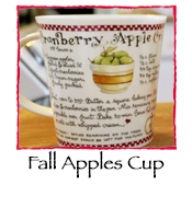 16 oz. Fall Apples Cup