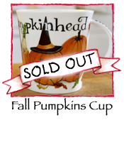 16 oz. Fall Pumpkins Cup