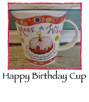 Happy Birthday 16 oz. Cup