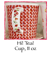 Hi! Tea! Cup, 11 oz