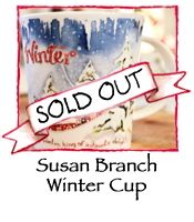 Winter Cup by Susan Branch