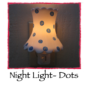 Night Light - Dots