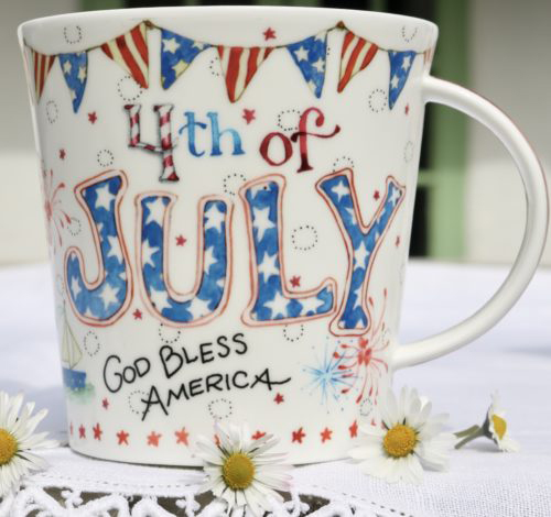 16 oz. 4th of July Cup